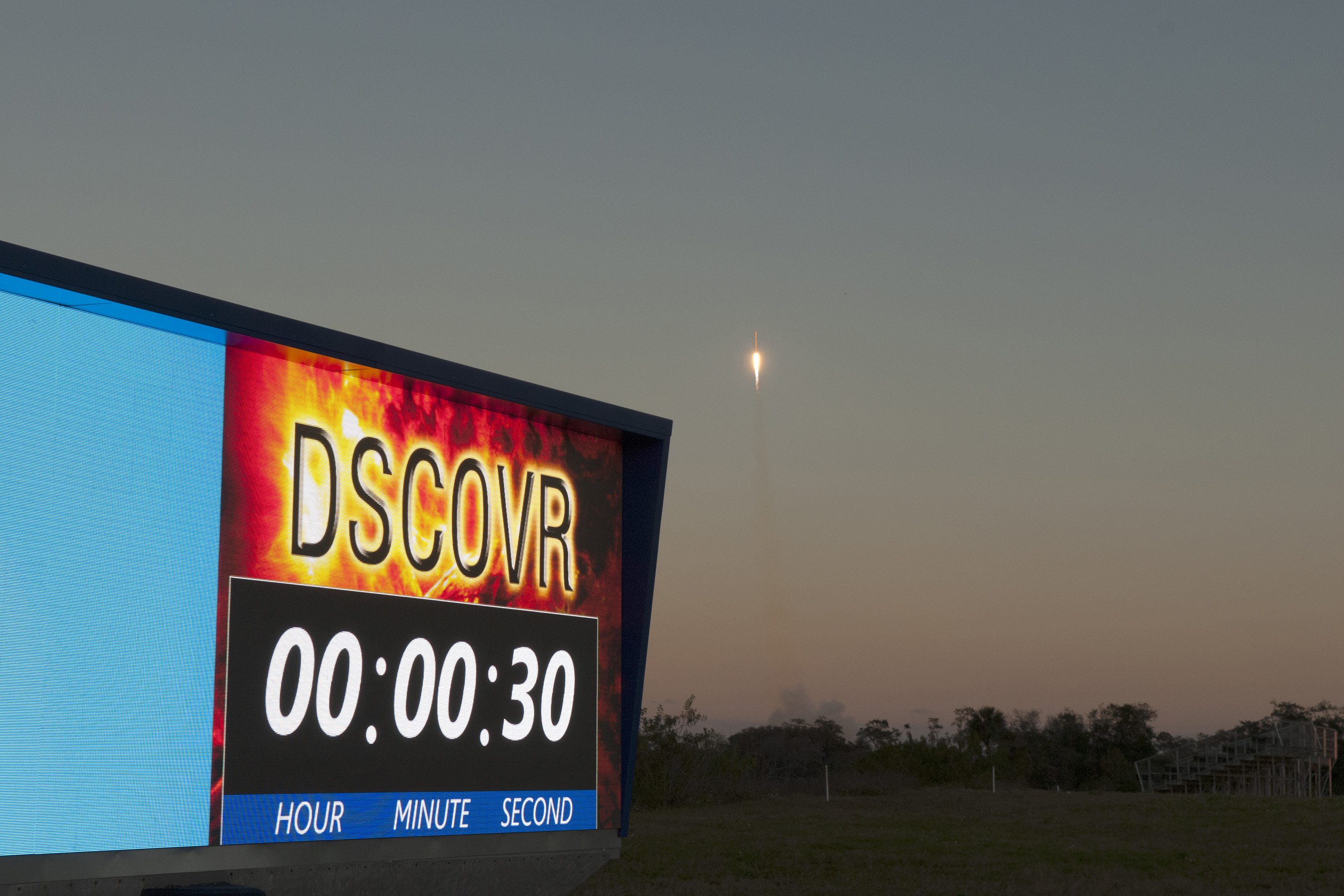 Up, Up, and Away for DSCOVR - related image preview