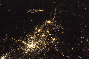 Eastern Canada, Day and Night - selected image