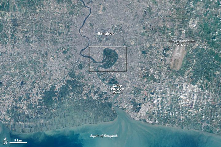 Bang Kachao: Bangkok's Green Lung