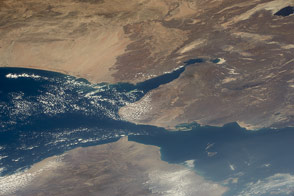 Djibouti and the Southern Red Sea