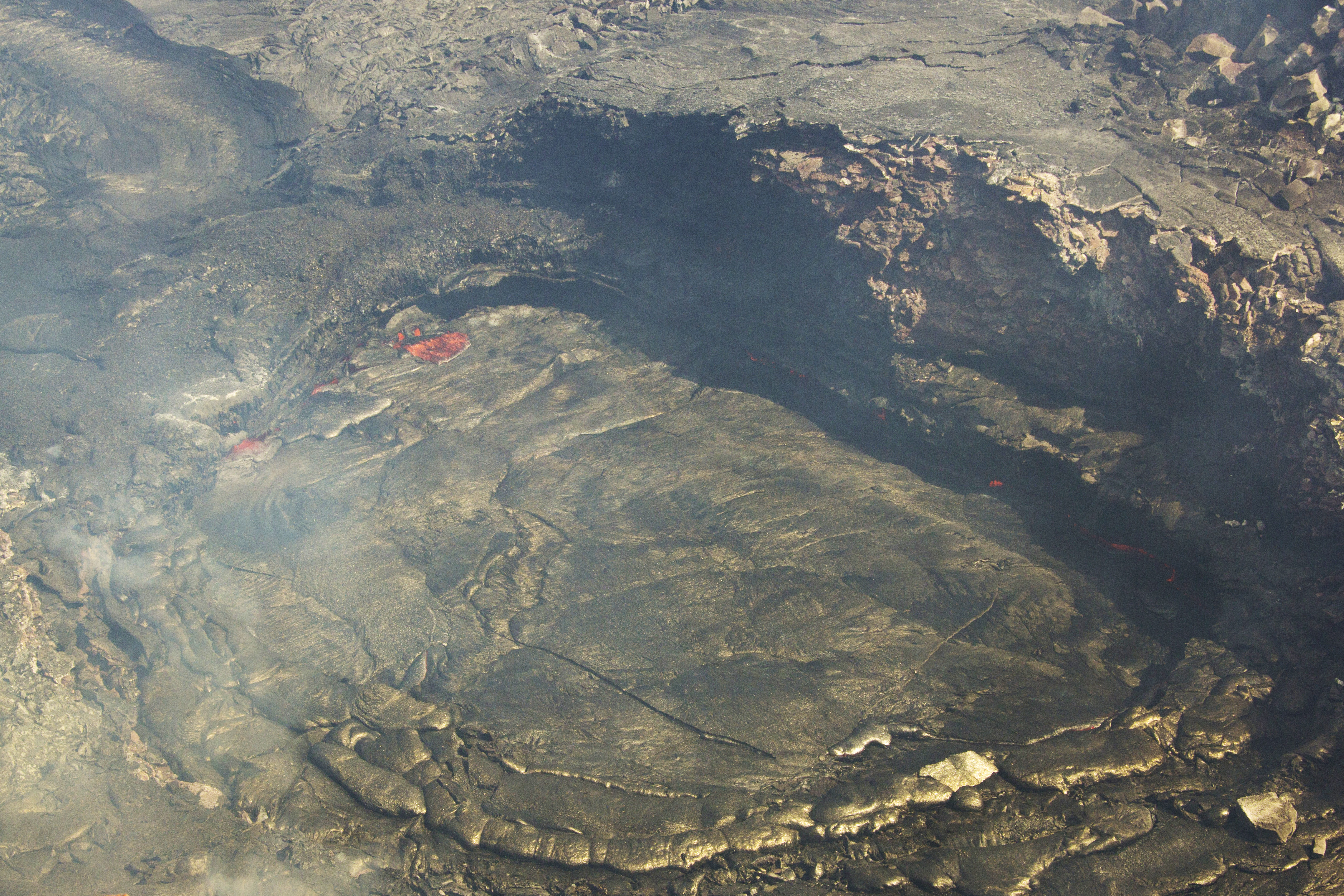 Kilauea Lava Lingers Near Pahoa - related image preview