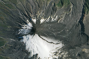 Eruption of Villarrica Volcano - selected image
