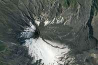 Eruption of Villarrica Volcano