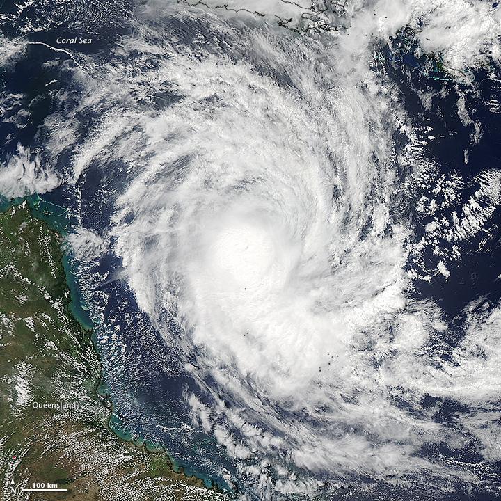 Cyclone Nathan