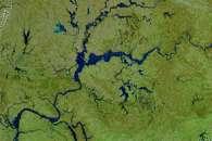 Flooding Along the Ohio River