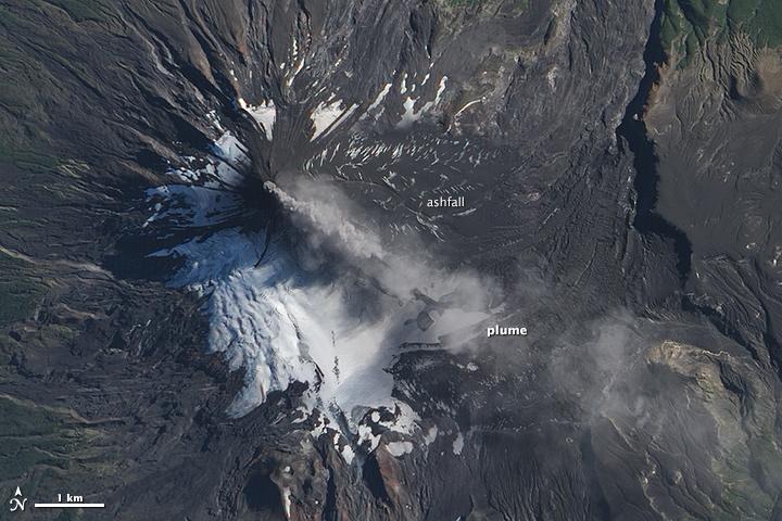 Villarrica Volcano Awakens