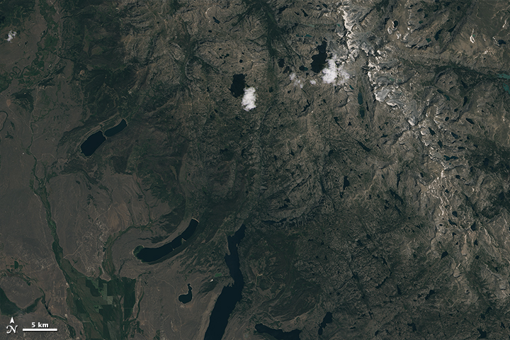Snowmelt Has Been Coming Earlier in Wyoming - related image preview