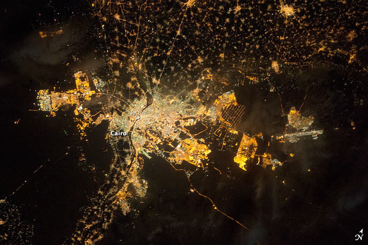 Cairo at Night - related image preview