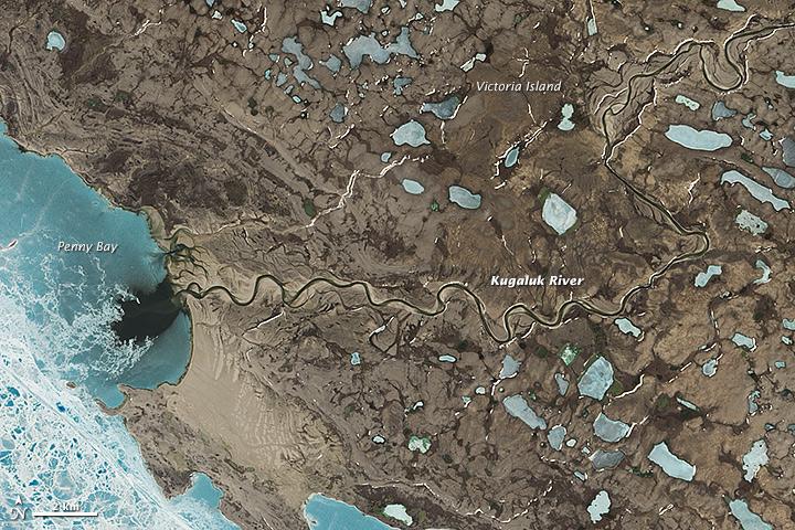 Wollaston Peninsula, Victoria Island
