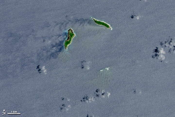 Connecting Islands in the Pacific