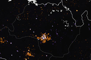 Power Outages Plague Nepal - selected image