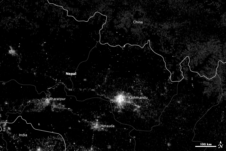 Power Outages Plague Nepal - related image preview