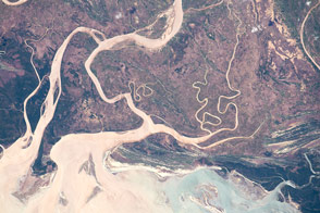 Tsiribihina River, Madagascar