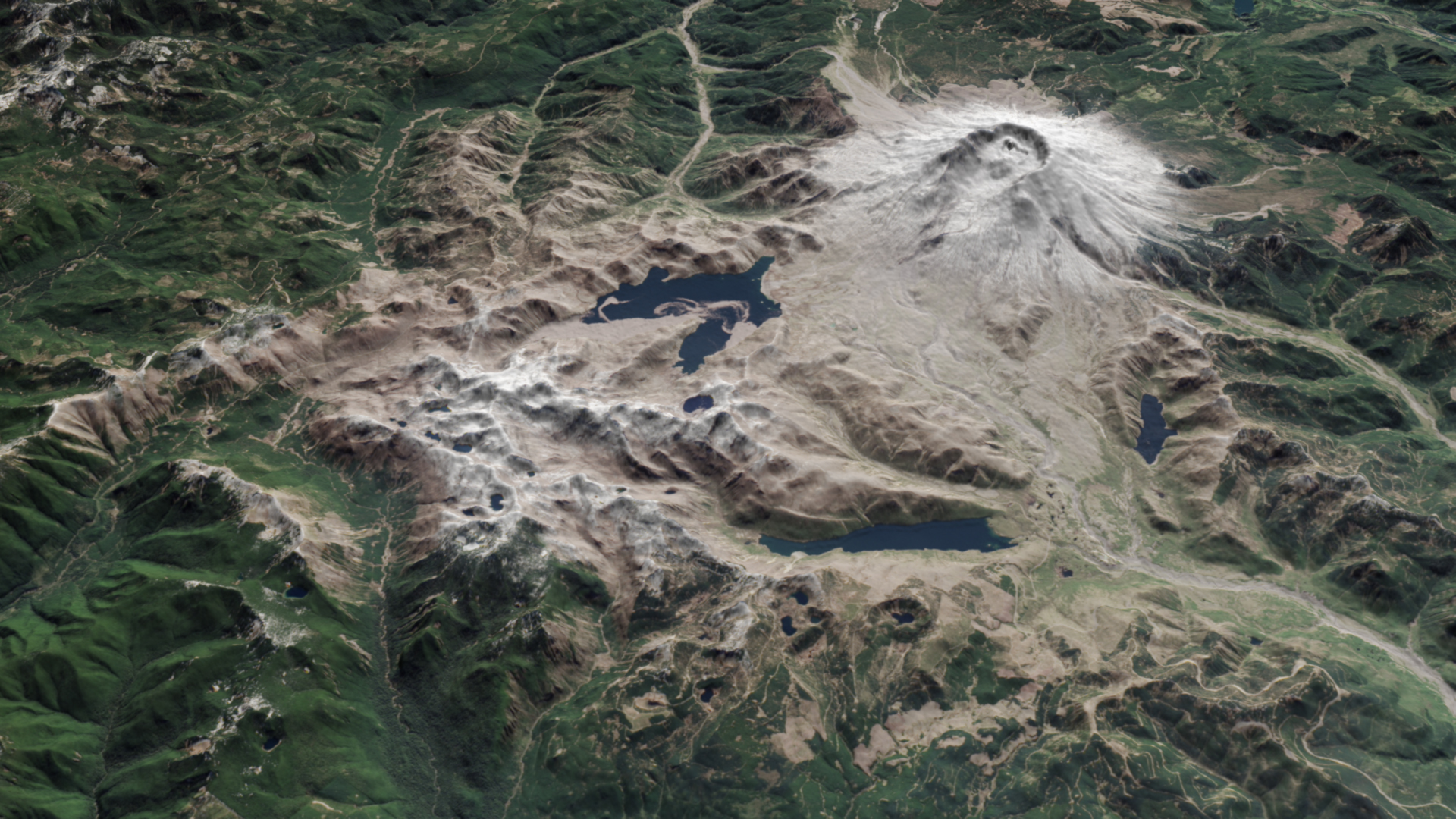 Mount St. Helens at 35 - related image preview