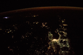 Just Another Night Over Java - selected image