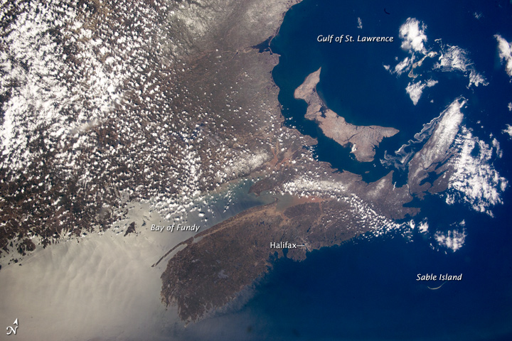 Nova Scotia and Prince Edward Island