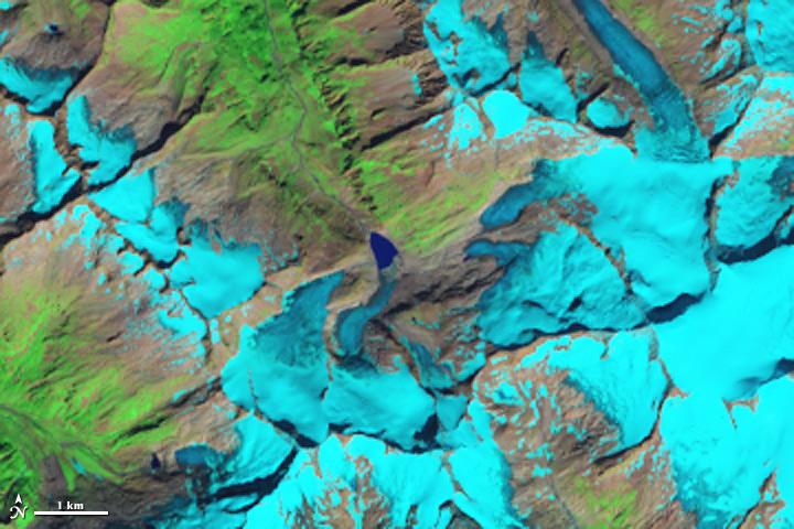 Obersulzbach Glacier Plus Four