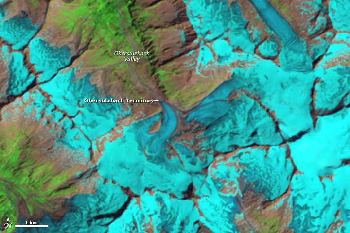 Obersulzbach Glacier Plus Four - related image preview