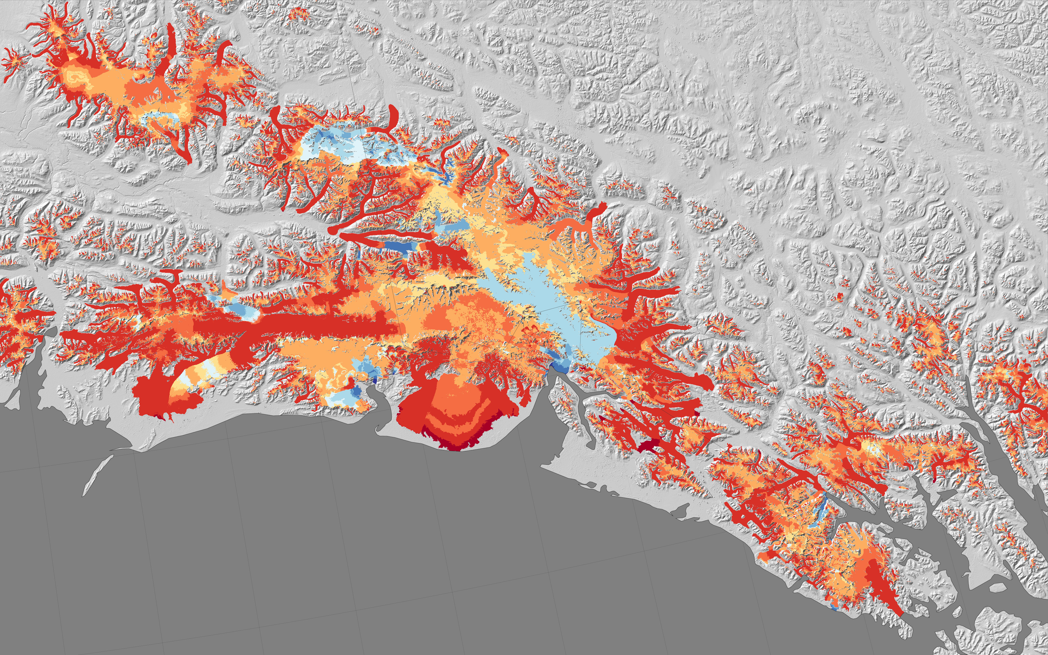 Alaska's Biggest (Ice) Losers are Inland - related image preview