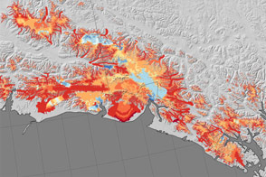 Alaska's Biggest (Ice) Losers are Inland