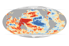 New Study: Heat is Being Stored Beneath the Ocean Surface