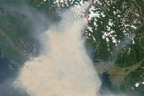 Smoke Blankets British Columbia