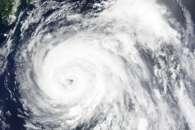 Typhoon Nangka