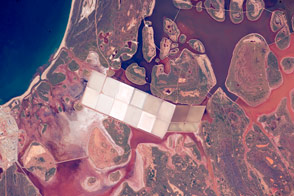 Salt Ponds and Coastal Flats, Western Australia