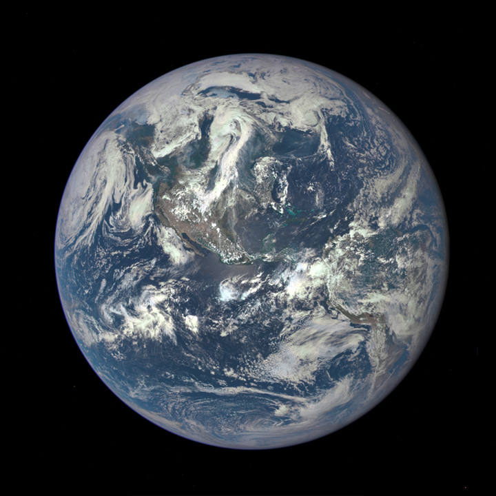 An EPIC New View of Earth