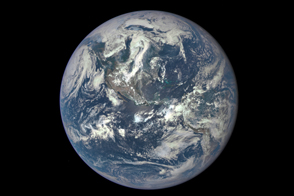 An EPIC New View of Earth - selected image
