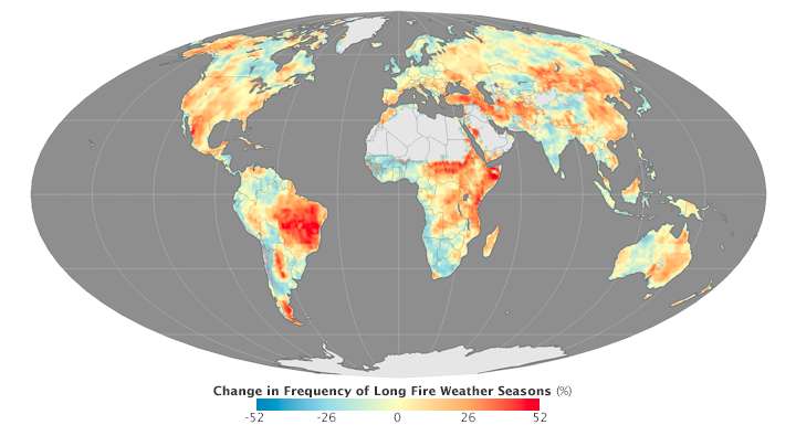 Longer, More Frequent Fire Seasons - related image preview