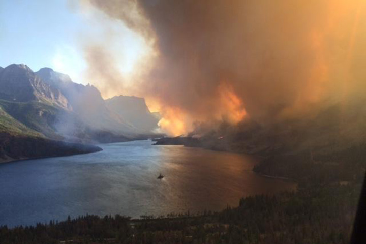 Natural Hazards Of Glacier National Park