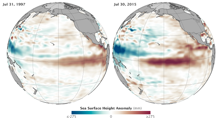 El Niño Conditions Are Growing Stronger - related image preview