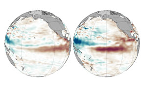 El Niño Conditions Are Growing Stronger - selected image