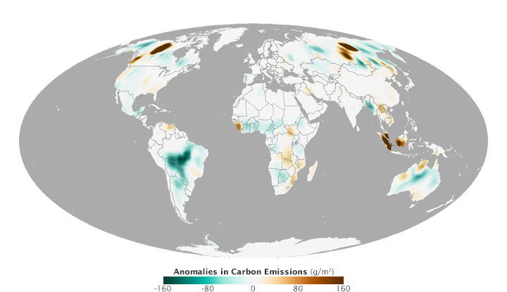 Taking Stock of 2014 Fire Emissions