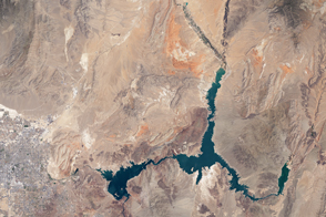 Losses in Lake Mead - selected image