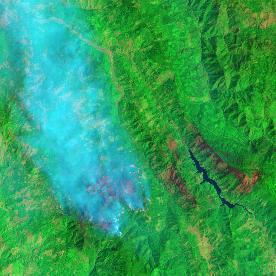 Mad River Complex, California - related image preview