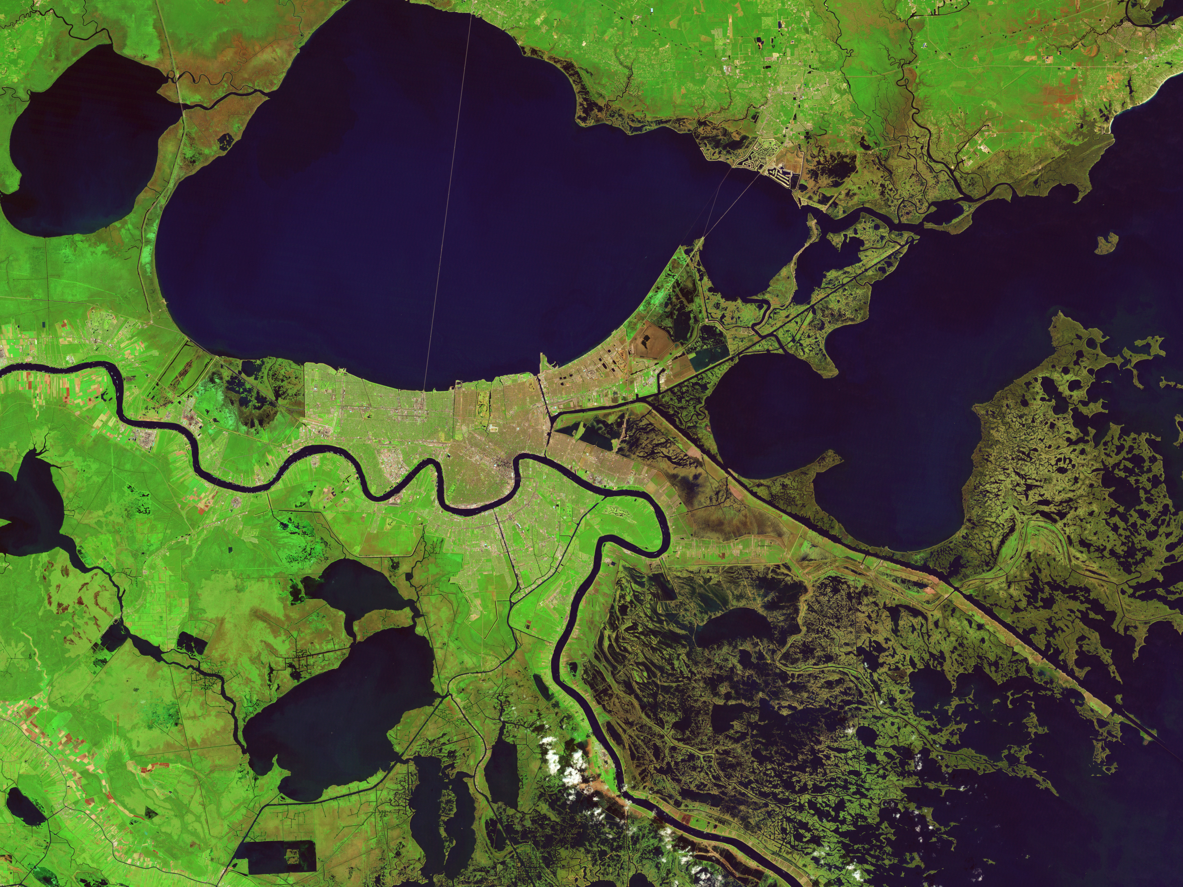 hurricane katrina nasa earth observatory - photo #24