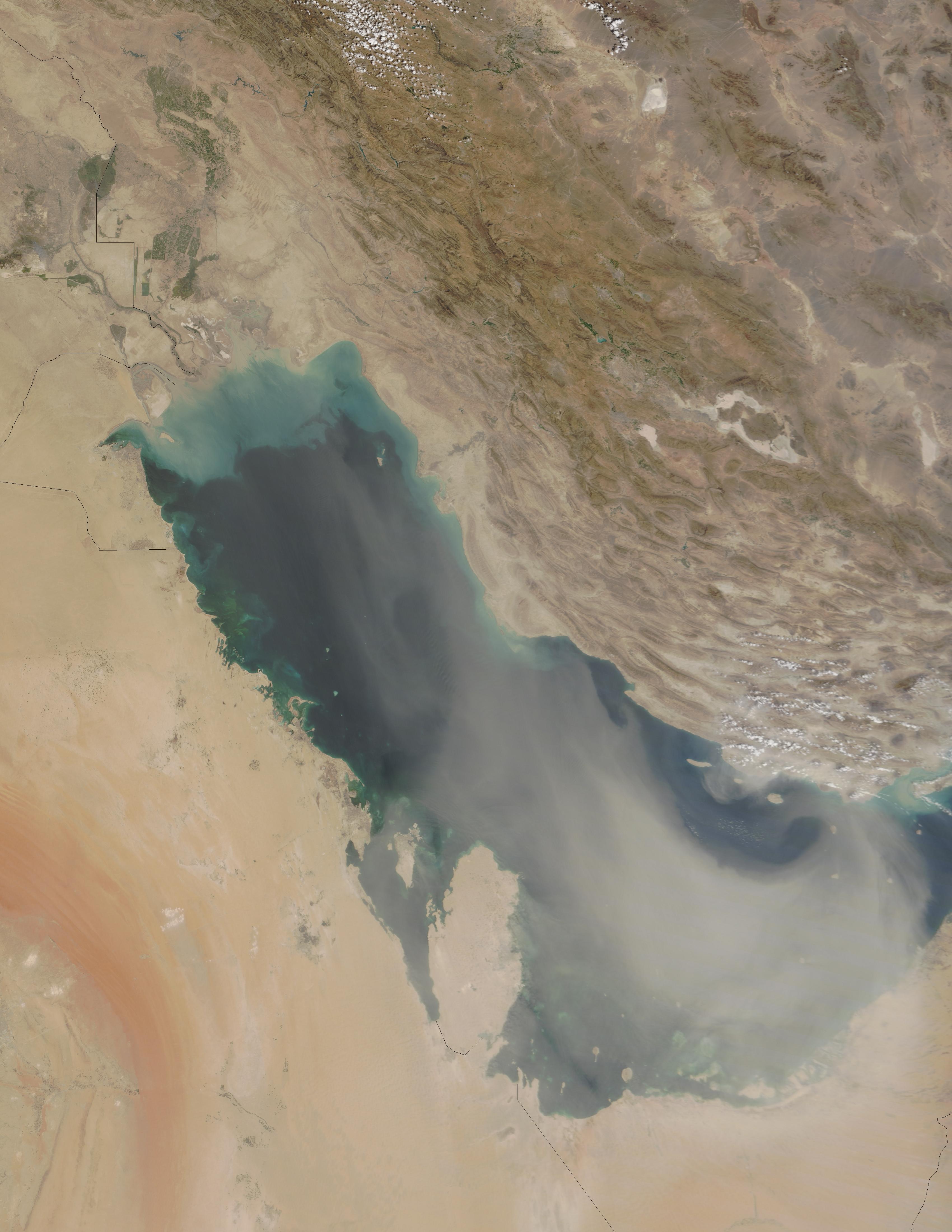 dust storms nasa - photo #37