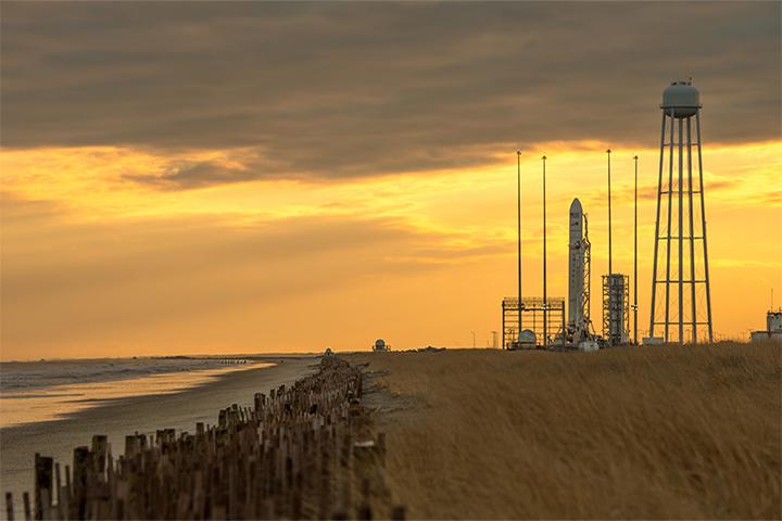 NASA's Front Porch View of Rising Seas