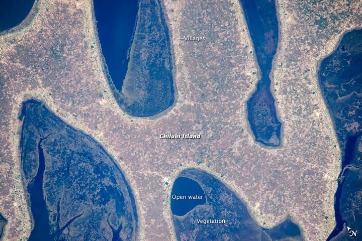 Chilubi Island, Zambia