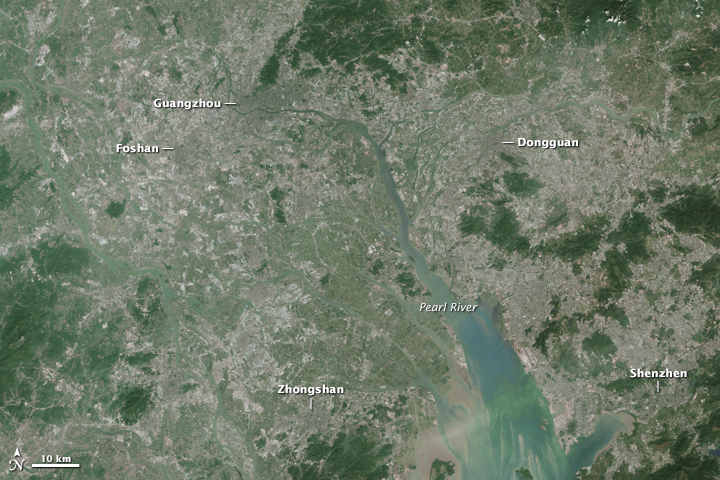 The World's Largest Urban Area - related image preview