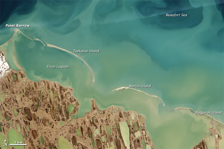 Finding Hidden Shoals on the North Slope - related image preview