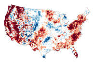 The West Dries Up