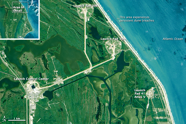 The Waters are Rising on NASA's Shores - related image preview