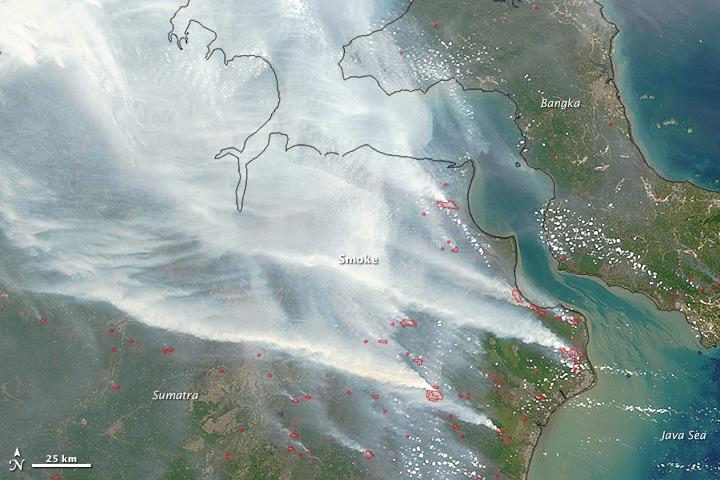 Smoke Blankets Indonesia