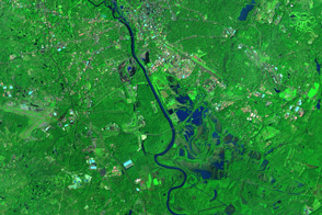 Flooding Near Columbia, South Carolina - selected image