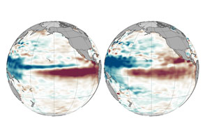 El Niño Strengthening - selected image