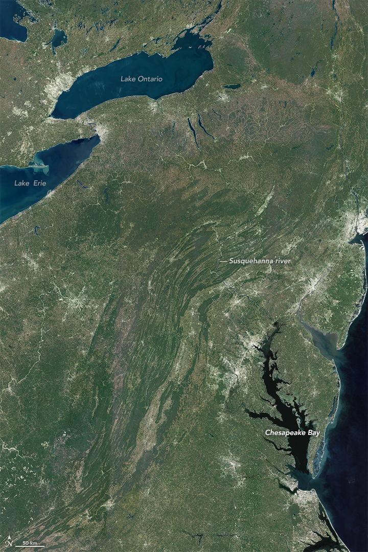The Chesapeake Watershed