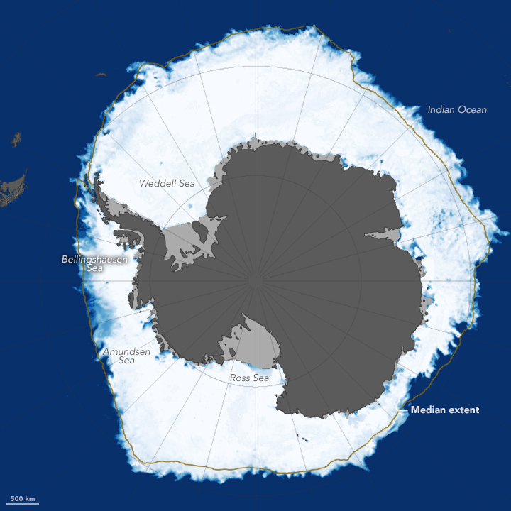 2015 Antarctic Sea Ice Extent